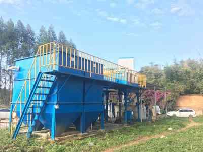 潮州一体化生活污水处理设施_专业污水处理设备生产厂家在广西