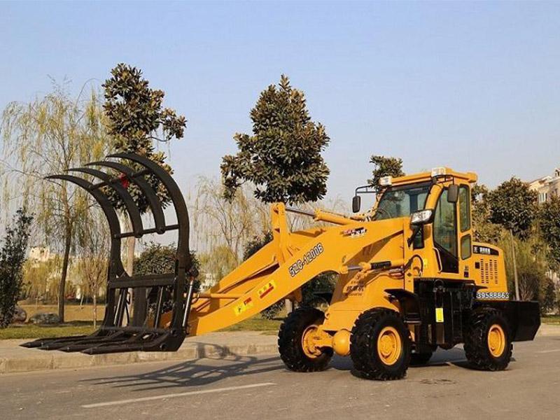 5ZC-1200多功能农用抓草机