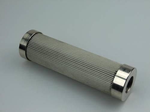 电厂大流量滤芯-百通过滤器厂供应高质量的不锈钢滤芯