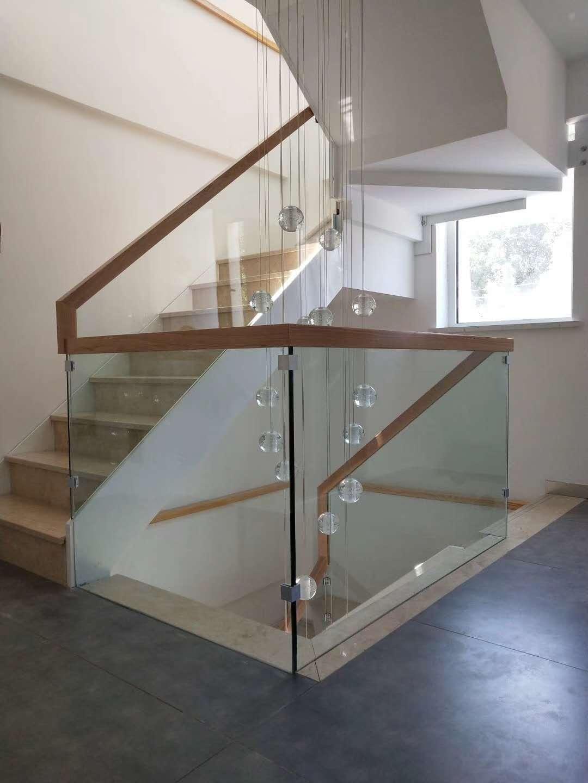 黑龙江玻璃楼梯扶手-优惠的楼梯推荐