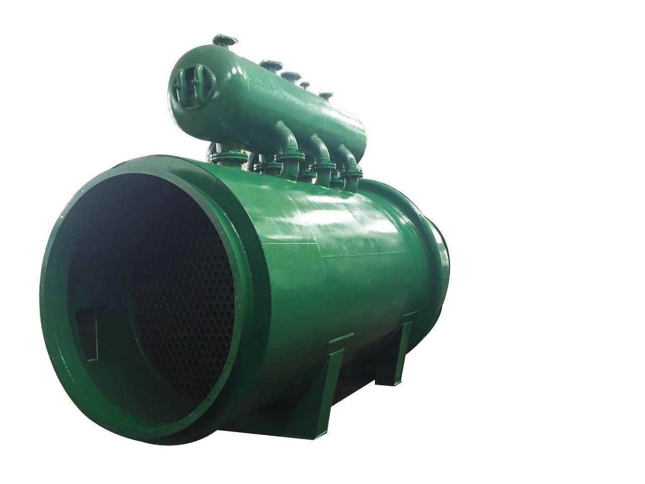常州圣佳能源--火管余热蒸汽发生器