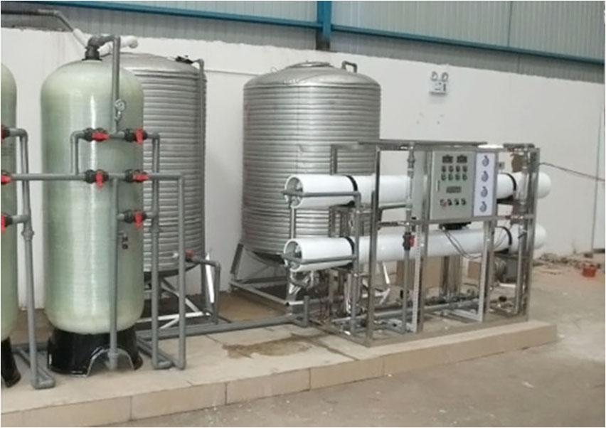 工业用反渗透纯水处理设备 厂家直销 点击咨询