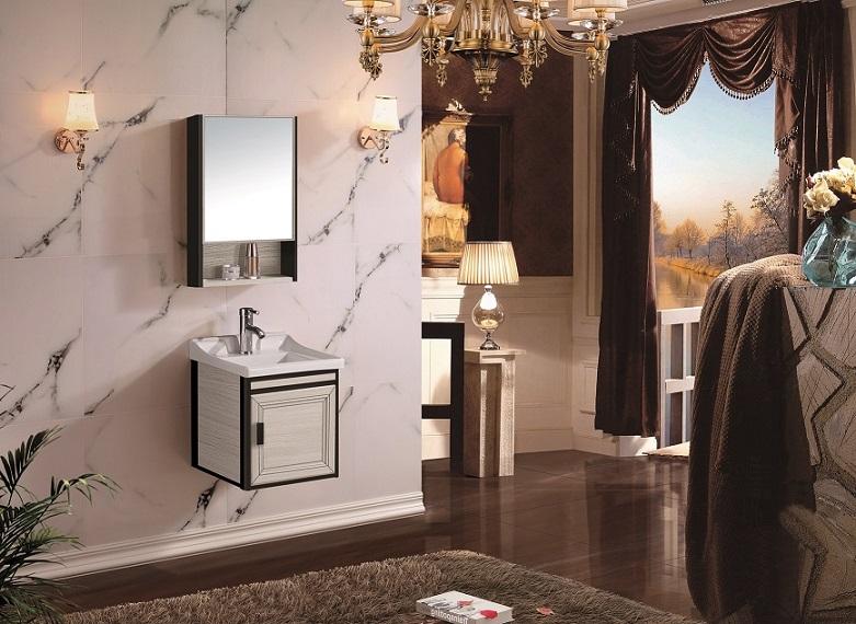 美式浴室柜浴室柜厂家定制浴室柜