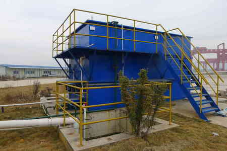 校园宿舍MBR一体化生活污水处理器全自动控制系统不用专人管理