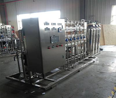 苏州哪里有优良的医疗器械纯水系统设备-上海汽车零部件纯水系统