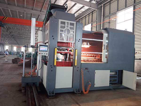 福建Z6575铸造造型机价格_山东高质量的水平铸造造型机供应