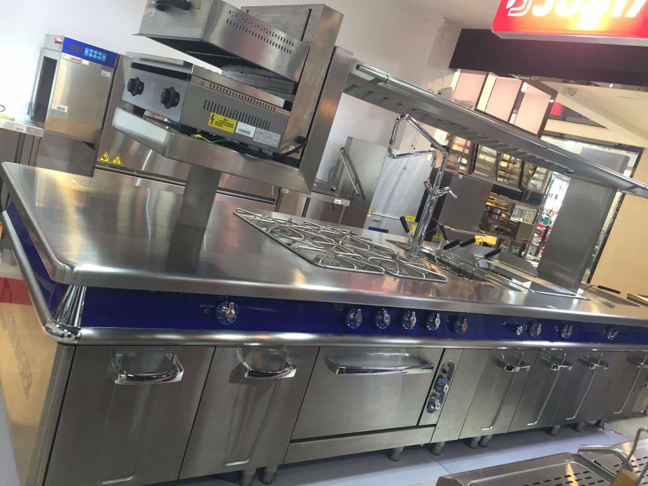 佛山酒店厨房厨具工程厨房设计工程