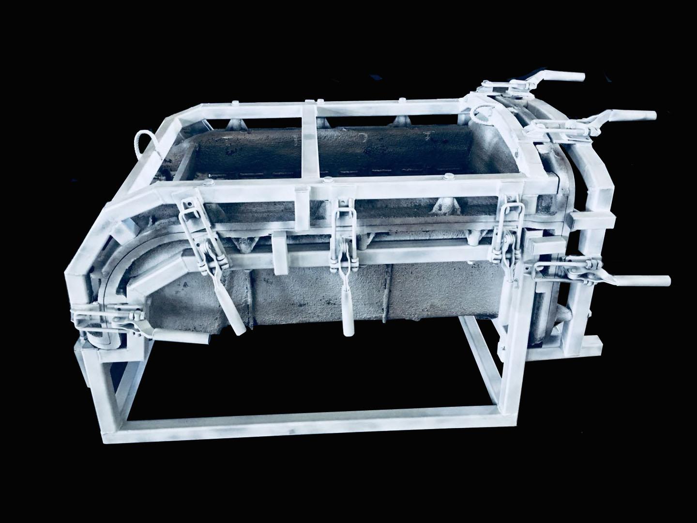 浙江滚塑模具厂家 滚塑模具加工定做 滚塑铝模具生产