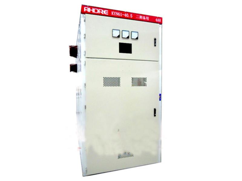 移开式开关柜制造厂家 得润电气价位合理的KYN61-40.5中置式高压开关柜_你的理想选择