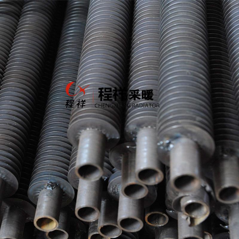 高频焊螺旋翅片管厂家直销 程祥翅片焊管厂