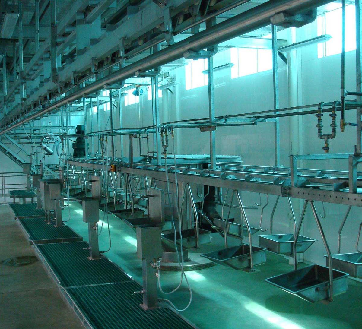 大型屠宰生產線-劃算的屠宰流水線安成食品機械供應