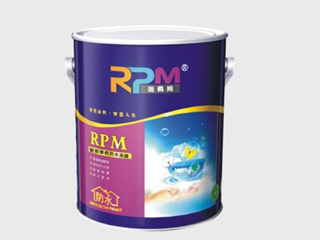 优质的RPM109智能修痕防水涂料推荐|防水涂料价格行情