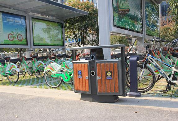 价格适中的塑木公园椅-重庆市划算的不锈钢垃圾箱哪里有供应