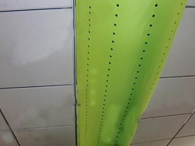 供应优质织物布风管-织物布风管价格