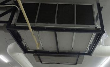 价格合理的纤维布风管-买纤维布风管就来深圳杰尼斯