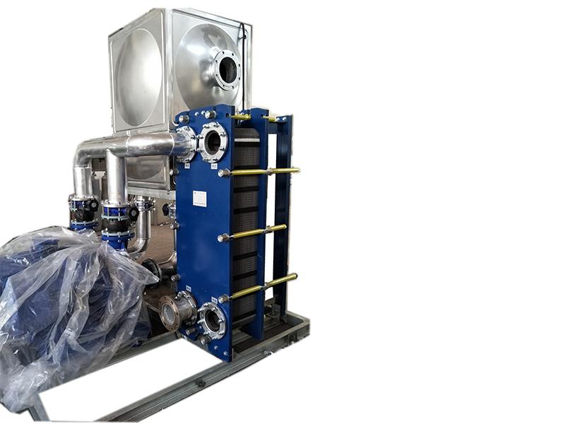 板式换热器供应厂家|物超所值的板式换热器智水环保供应
