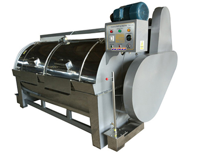 除塵布袋清洗_泰州市華仕達機械制造全自動濾布清洗機價錢怎么樣