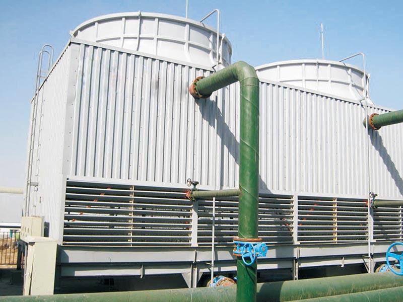 方形逆流开式冷却塔价格-ZSKN方形逆流开式冷却塔专业供应商