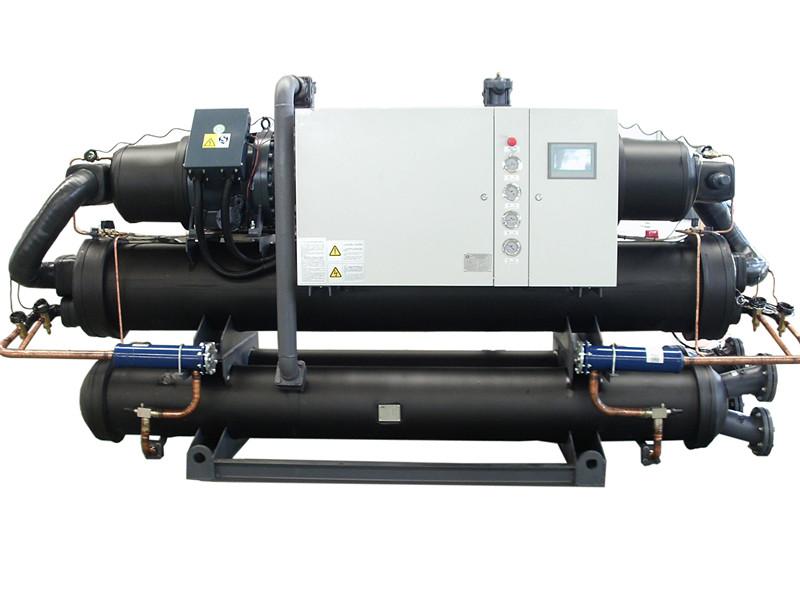 专业的水冷螺杆机组厂家推荐_水冷螺杆制冷机组