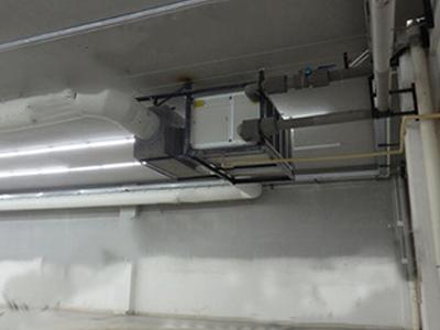 冷风机风管-深圳杰尼斯纤维布风管厂商
