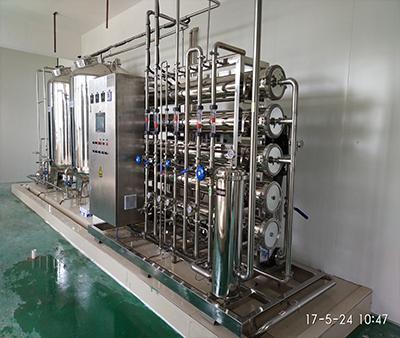 象山医疗器械纯水系统,江苏划算的湿巾纸生产用纯化水系统