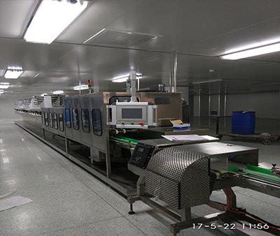 江苏优良湿巾纸生产用纯化水系统供应商是哪家,三门医疗器械纯水系统