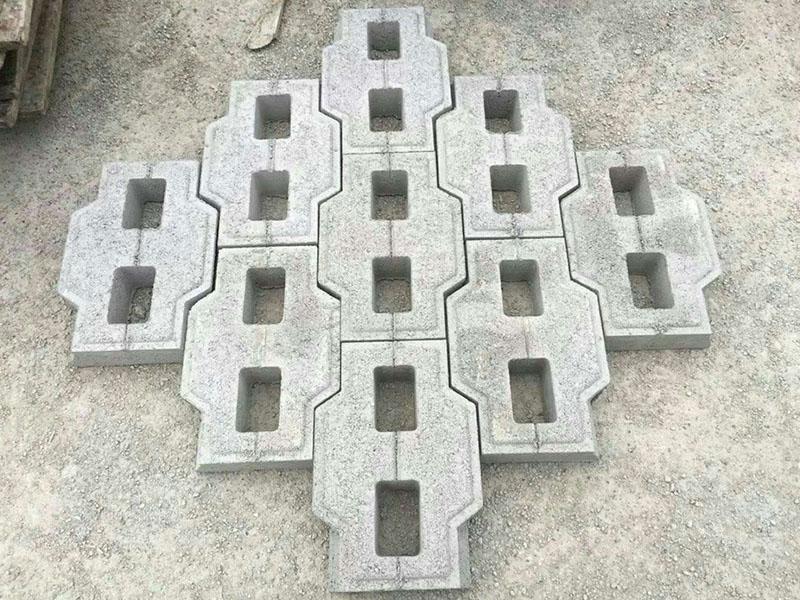北京草坪砖批发_建兴灵烁建材专业供应草坪砖
