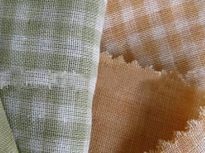 手工纱布 有品质的彩棉双层纱布供货商