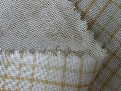 哪里能买到新款彩棉双层纱布 代理纱布