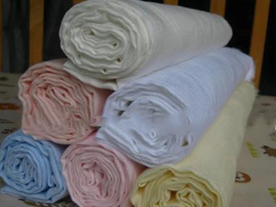 湖北全棉雙層紗布生產廠家|哪里有賣優惠的竹棉雙層紗布