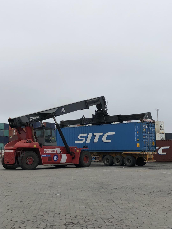 青岛集装箱车队费用|集装箱车队运输资讯