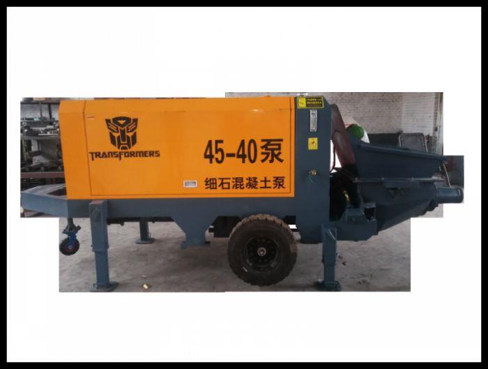 40细石混凝土输送泵