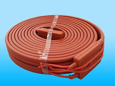 硅橡膠油桶電加熱帶價格_專業供應硅橡膠電加熱帶