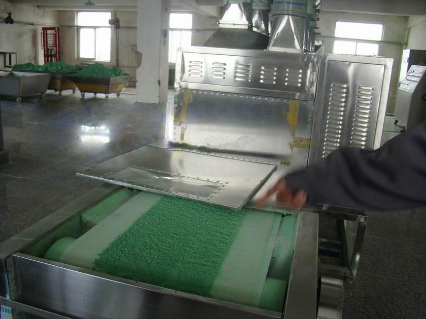工业微波氢氧化镍干燥设备