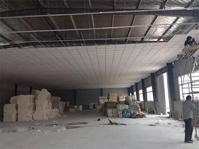 菱镁吊顶保温板多少钱-宿州哪有供应划算的吊顶保温板