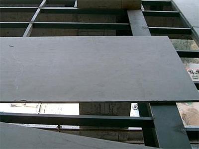 水泥纤维板价格_新款LOFT钢结构隔层板天亿新型建材供应