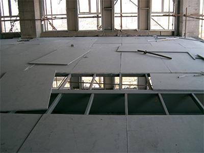 外墻外掛板-耐用的LOFT鋼結構隔層板當選天億新型建材