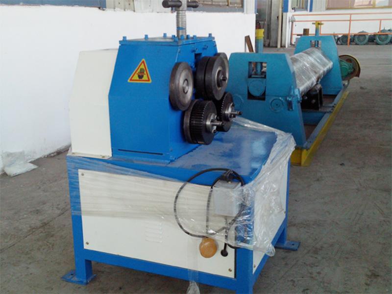 江苏机械卷板机厂家|鹏威机床型材弯曲机价格