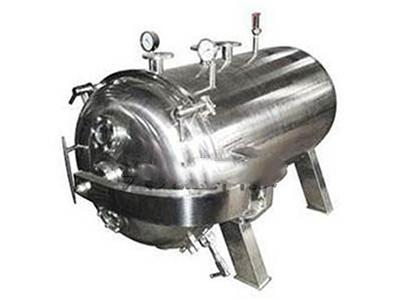 圆筒管式真空干燥器