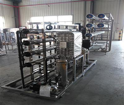 专业的电子用纯水系统设备推荐,日用行业纯水系统升级