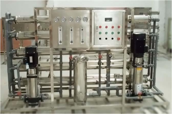 東莞雙級反滲透水處理設備 廠家直銷 質量保證