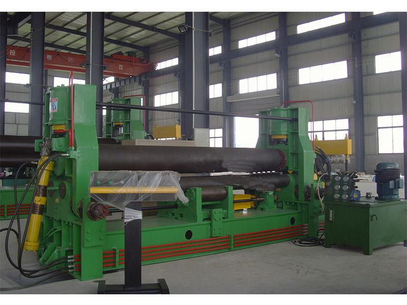江苏上辊萬能式卷板机厂家-大量供应品质可靠的卷板机