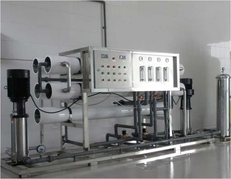 大型工业双级反渗透水处理设备 价格优惠