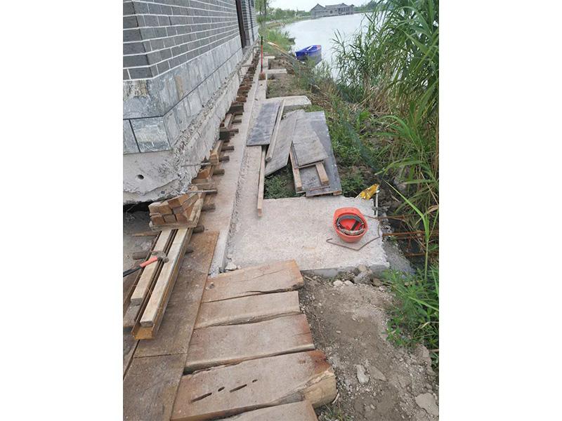楼房基础施工步骤