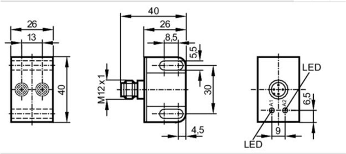 江西电感式传感器规格-厦门品牌好的电感式传感器批发