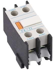 外贸LA1 LA8 F4 F5辅助|专业供应LA1KN系列辅助触头组