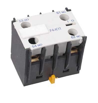供应温州耐用的LA1KN系列辅助触头组-倾销LA1 LA8 F4 F5辅助