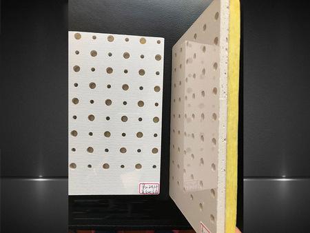 穿孔水泥板-为您推荐上海鸿崇实业不错的穿孔吸音板