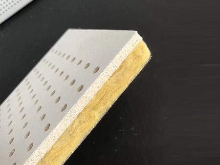穿孔水泥板规格|在哪里能买到新型穿孔吸音板