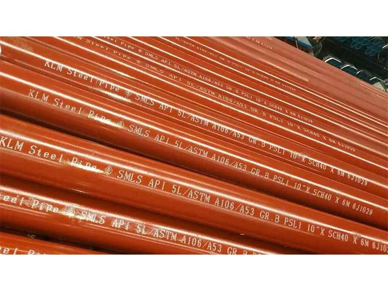 江苏美标钢管厂家 江苏美标钢管价格行情